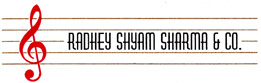 Radhey                               Shyam Sharma sitar maker and instrument                               maker Varanasi India
