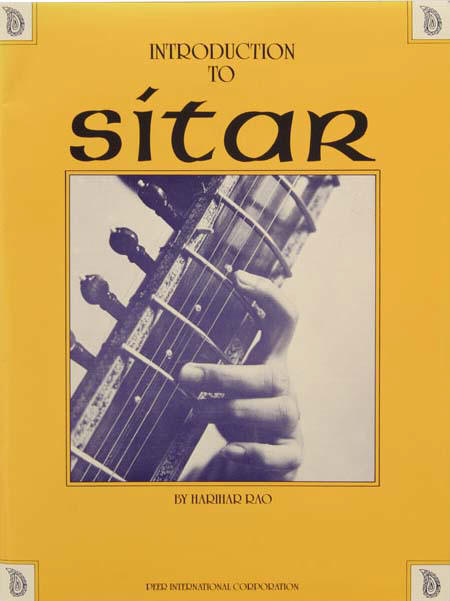 Introduction to Sitar by Harihar Rao