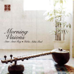 Amit Roy Morning Visions Sitar CD