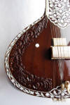 sitar tabli left side